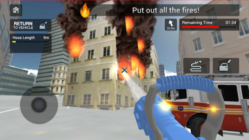 Fire Truck Driving Simulator for Android - Download