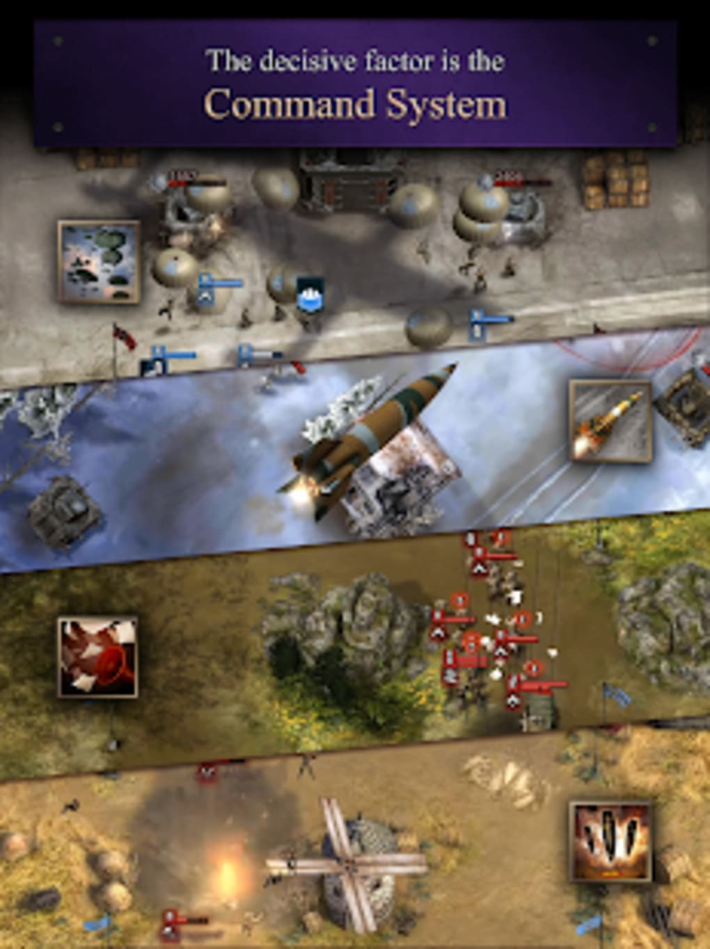 Road to Valor: World War II for Android - Download