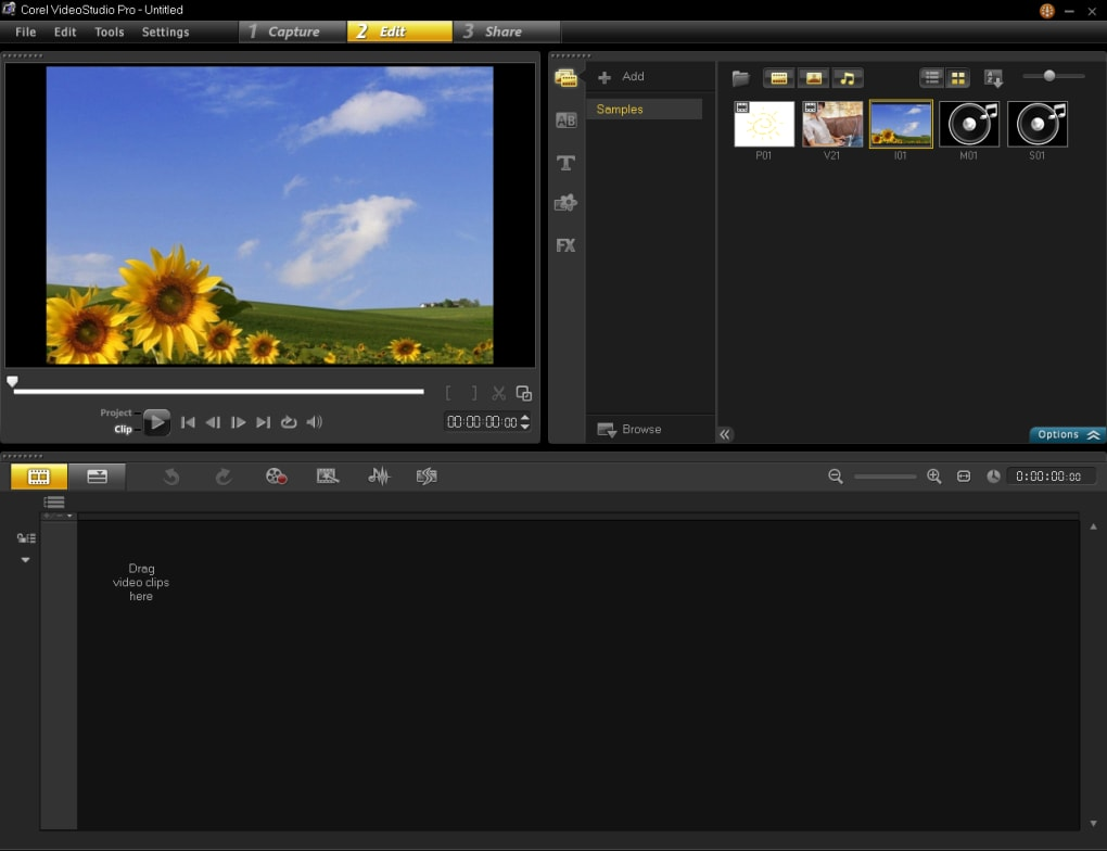 corel video studio latest version