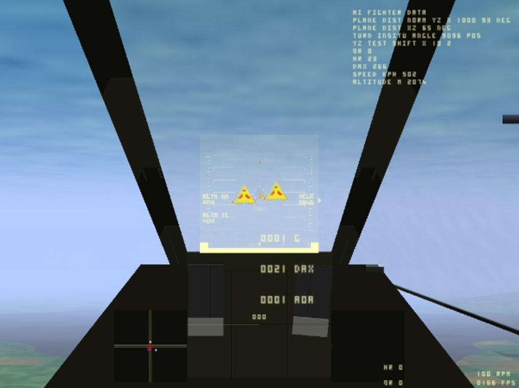 Fictional Air Combat - Download