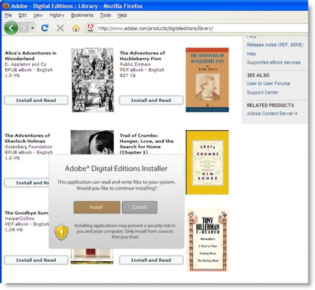 kostenlose ebookreader adobe digital editions