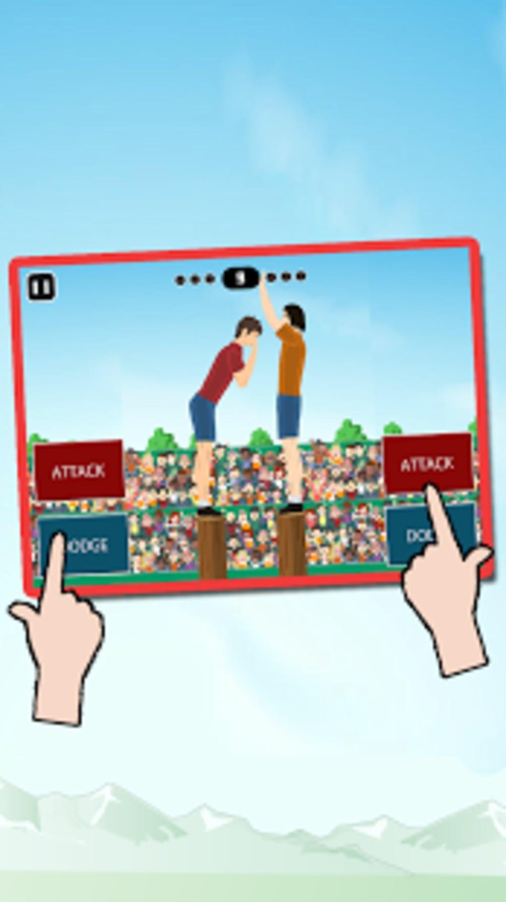 Pushing Hands -Fighting Game-