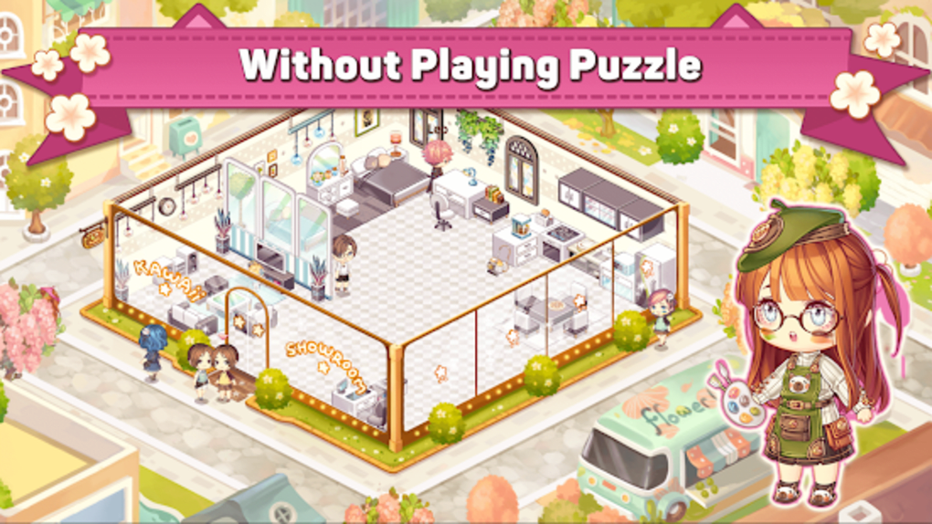 Kawaii Home Design House Decorating Game For Android Download