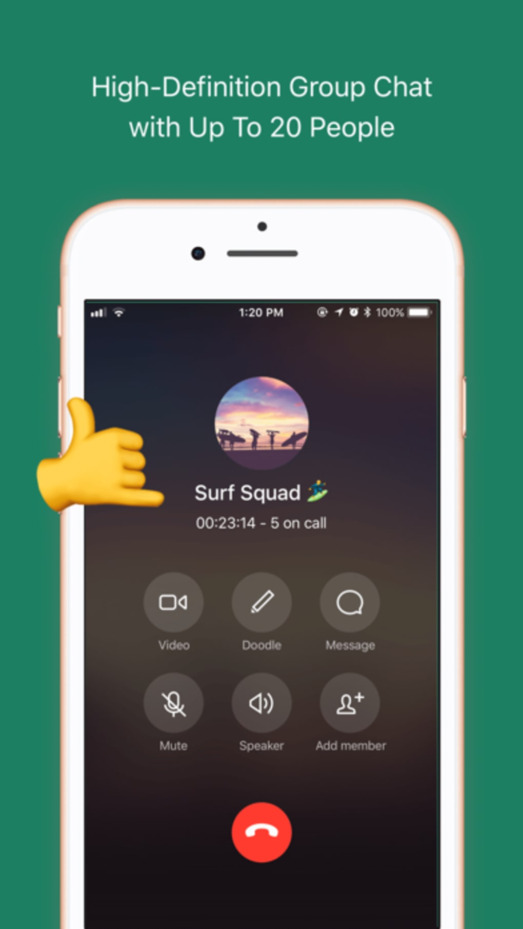 ToTok Video Chat Messenger for iPhone - Download