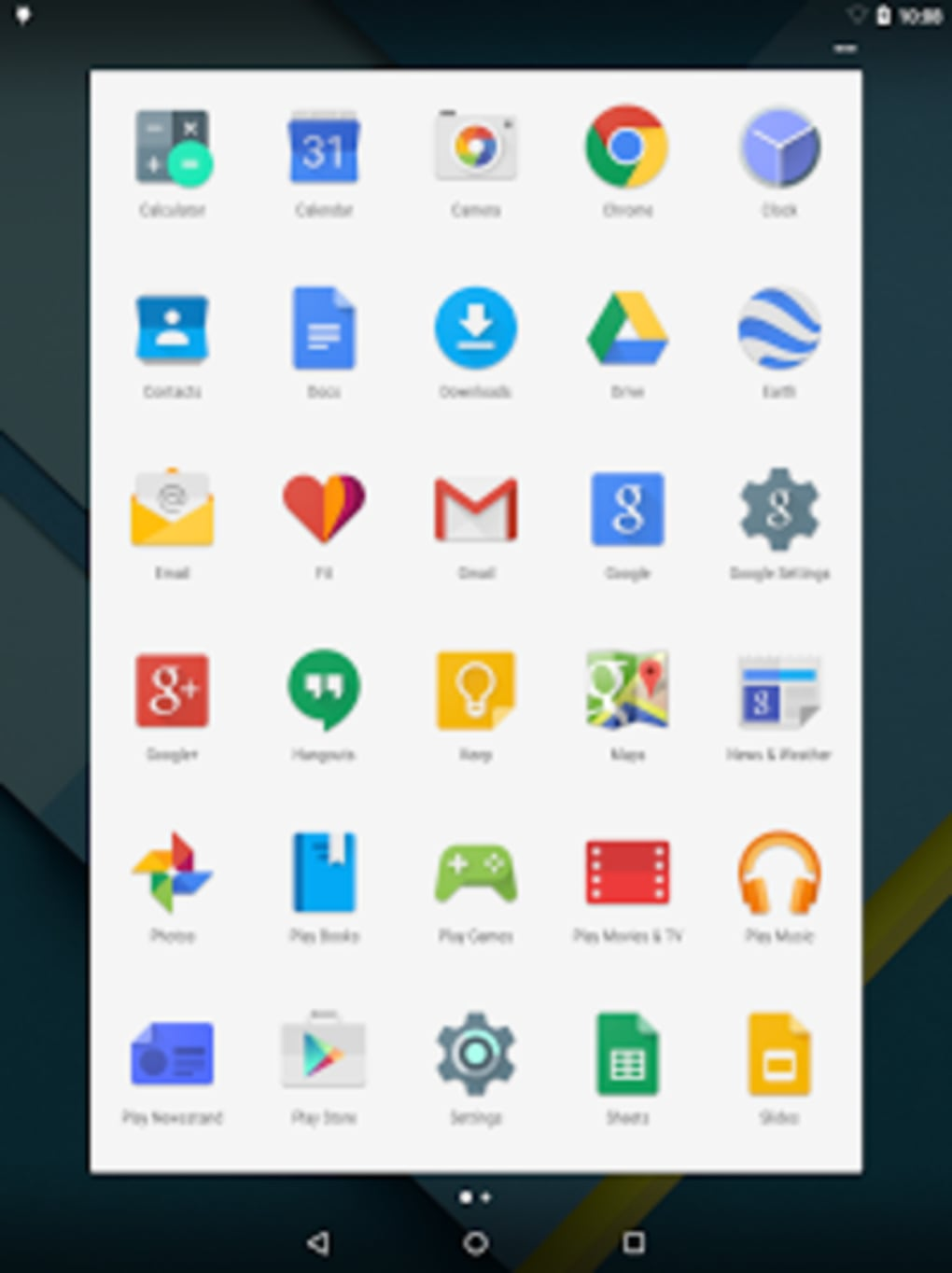 Apex Launcher for Android - Download