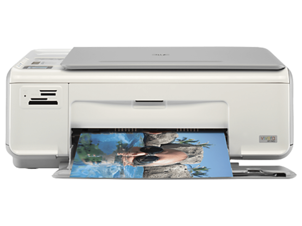 Hp photosmart c4240 all-in-one printer| hp® official store.