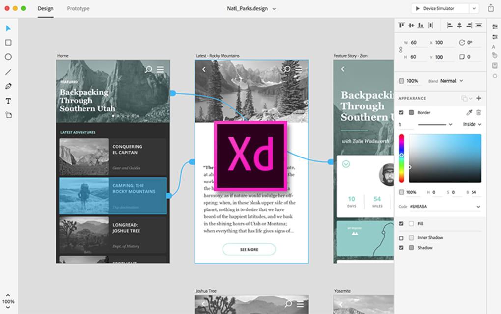adobe xd cc download for mac
