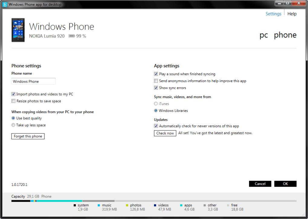 Windows phone app for pc gratuit télécharger