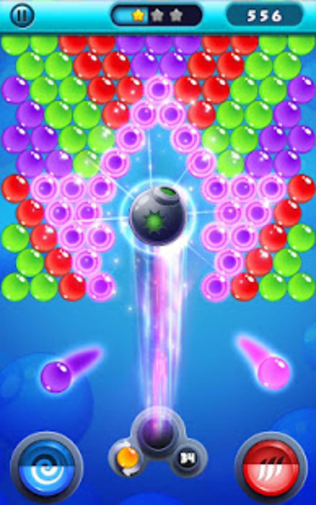 Arrow Bubbles
