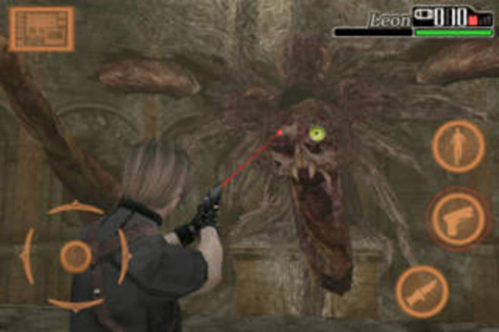 resident evil 4 mobile edition english apk free download