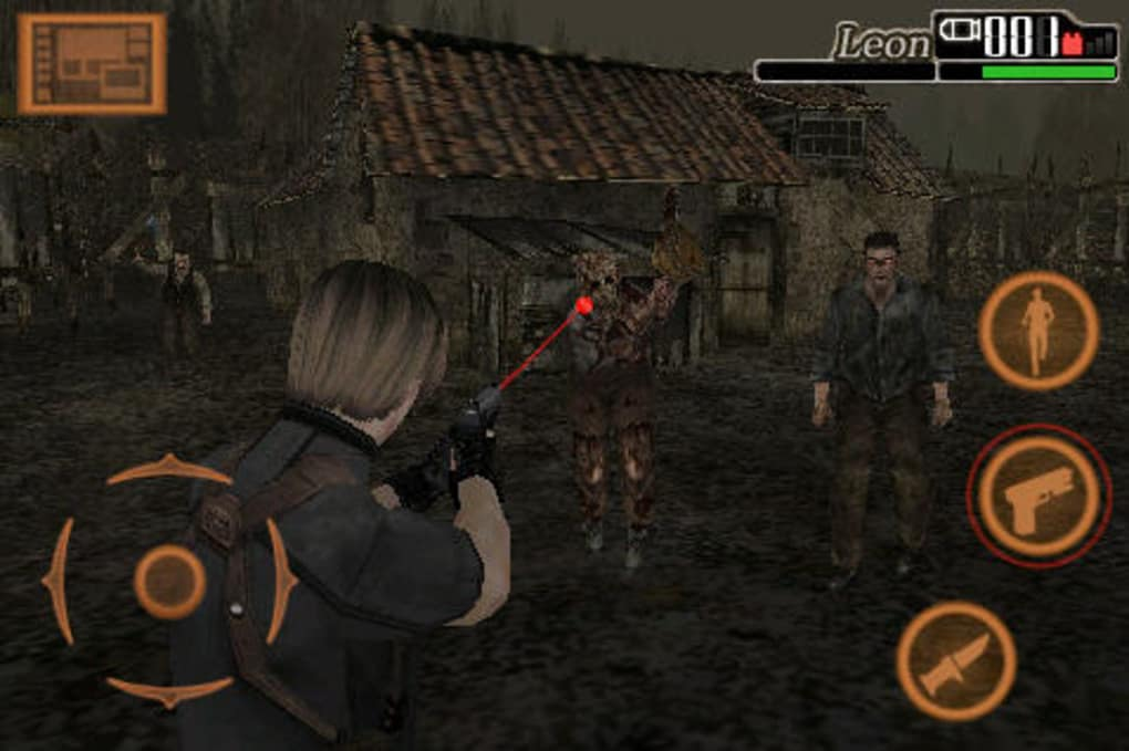 Resident Evil 4 For Iphone Download