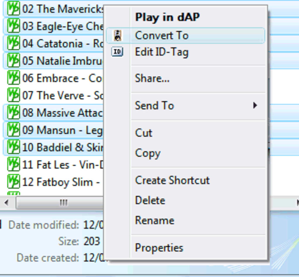 dbpoweramp music converter dmc gratuit