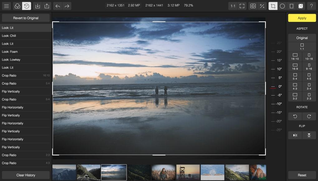 предварительным данным, редактор фото для пк с фильтрами является одной самых