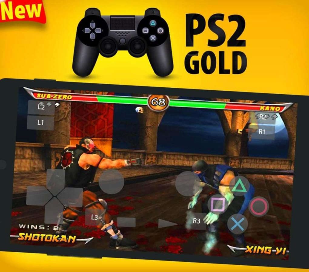 free download play ps2 emulator for android