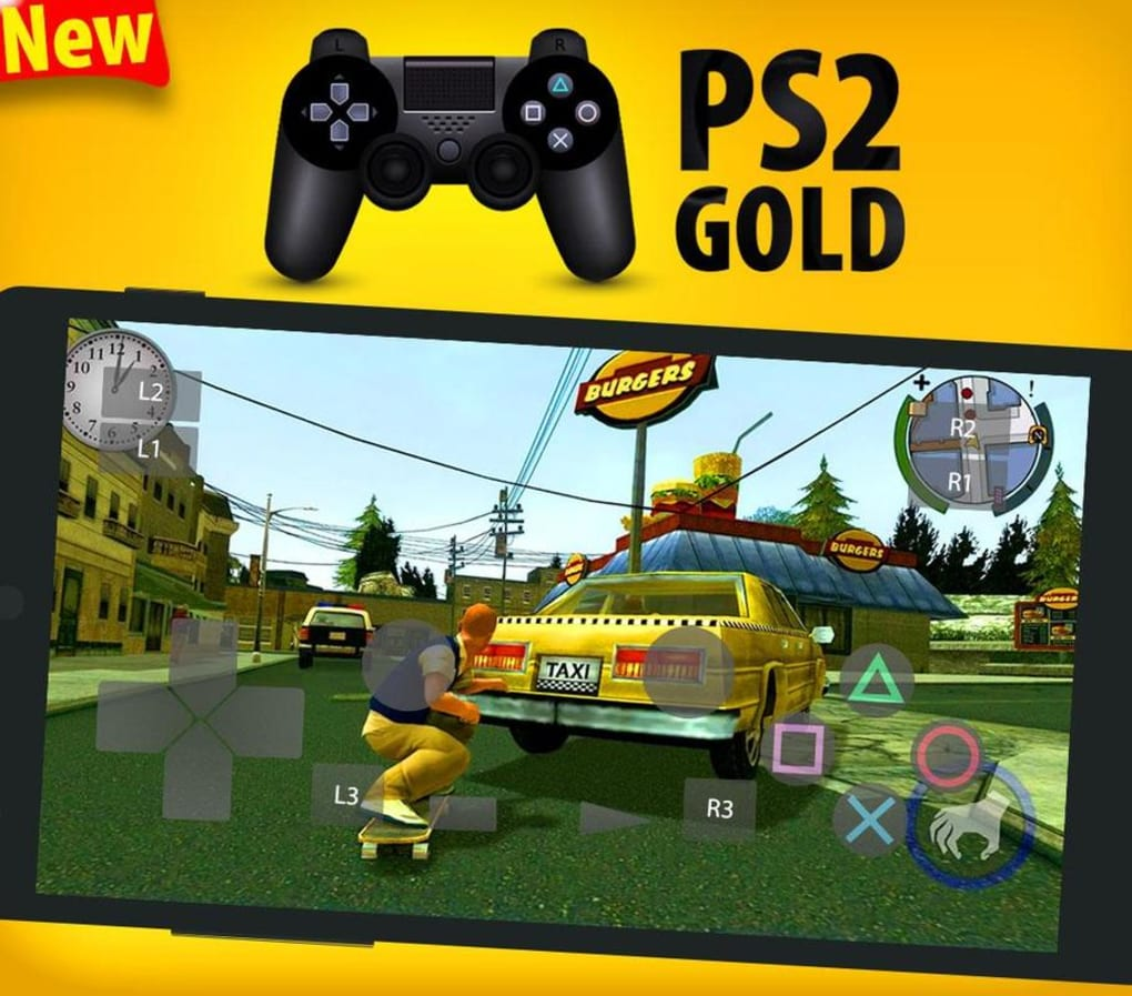 PPSS2 Golden Golden PS2 Emulator for Android - Download
