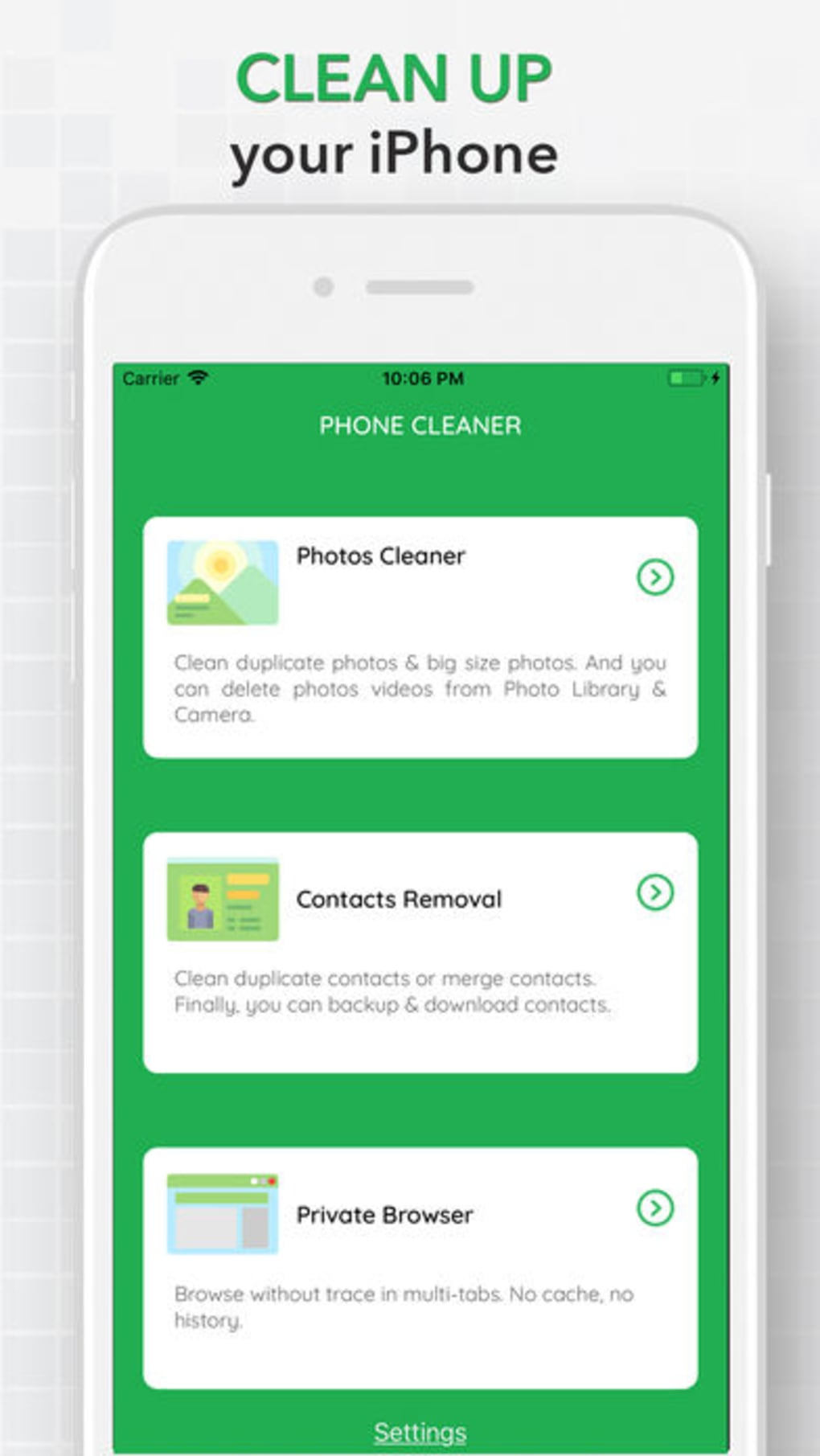 phone cleaner app free download