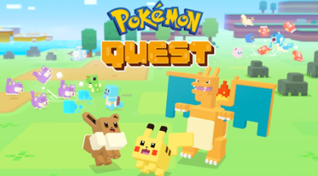 Pokémon Quest for Android - Download
