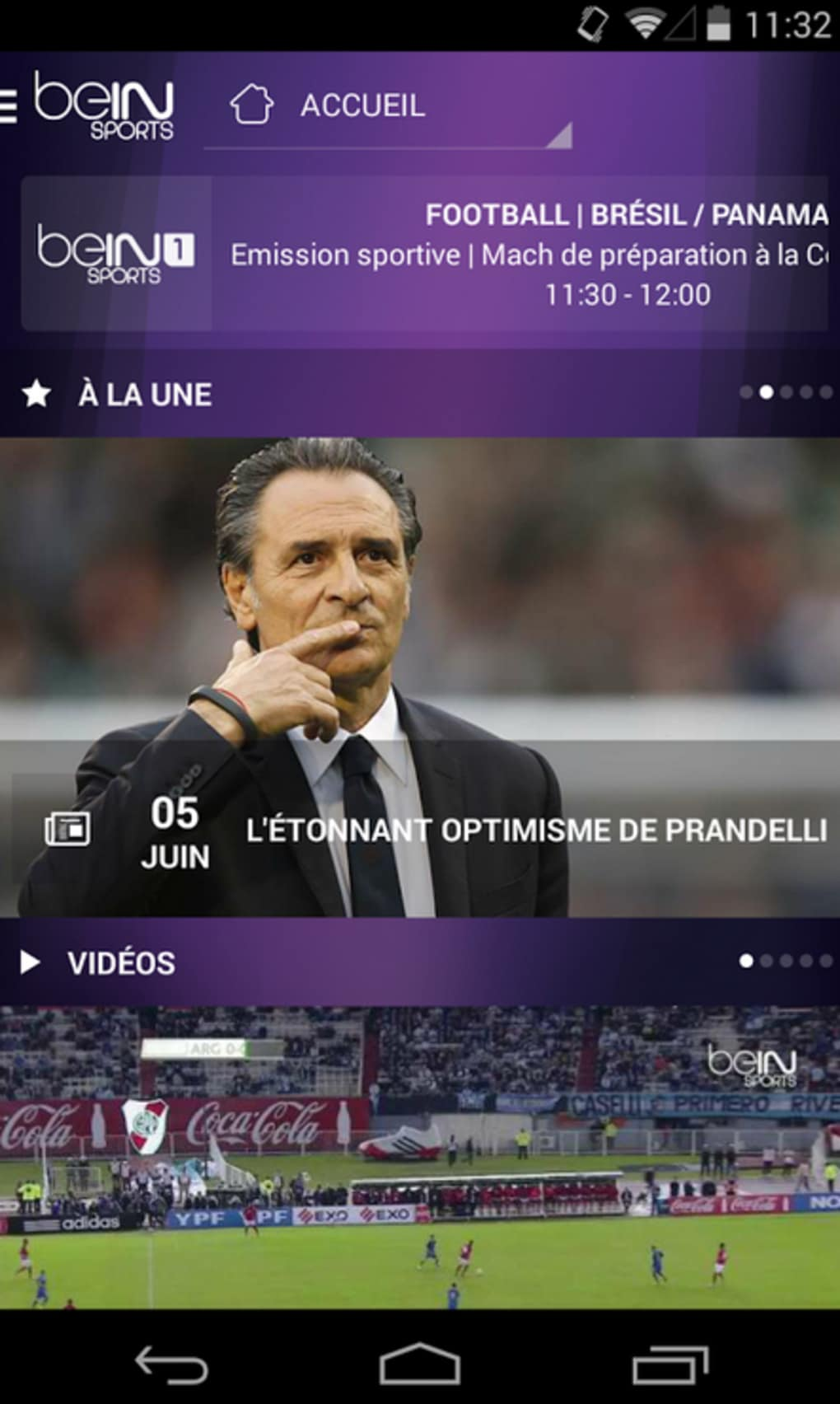 telecharger bein sport sur pc gratuit softonic download