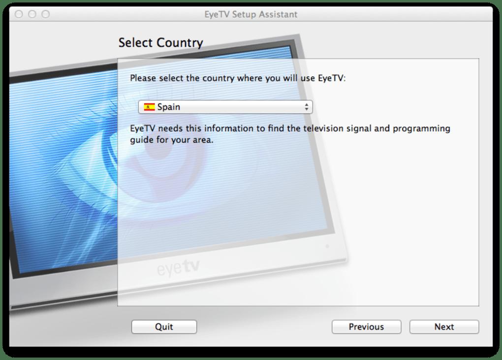 EyeTV für Mac - Download
