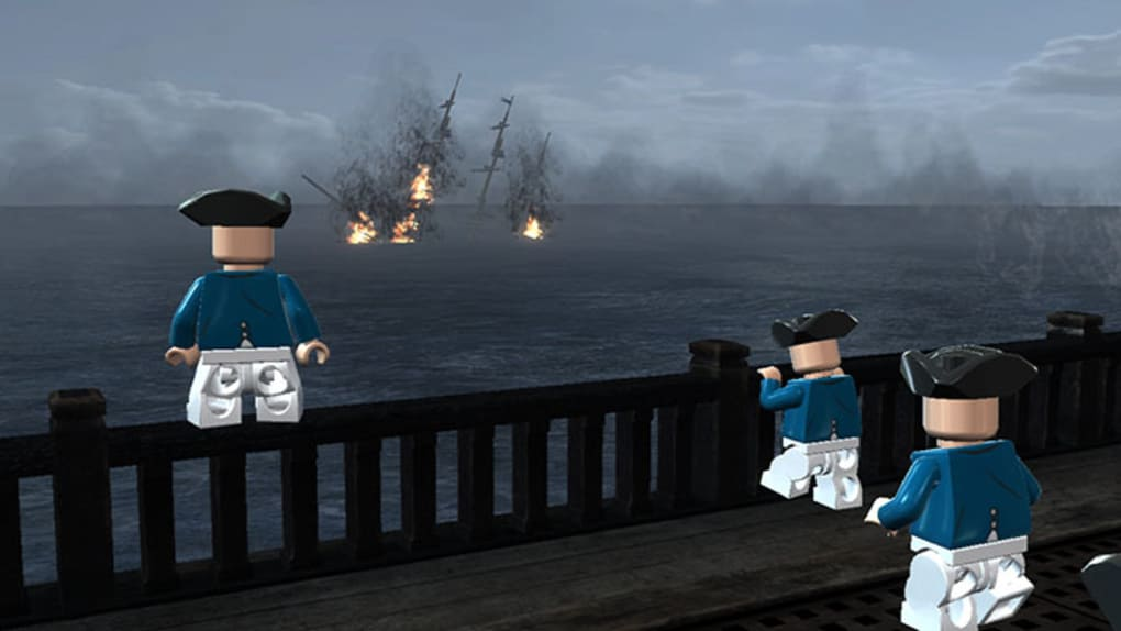 lego pirates of the caribbean demo download pc