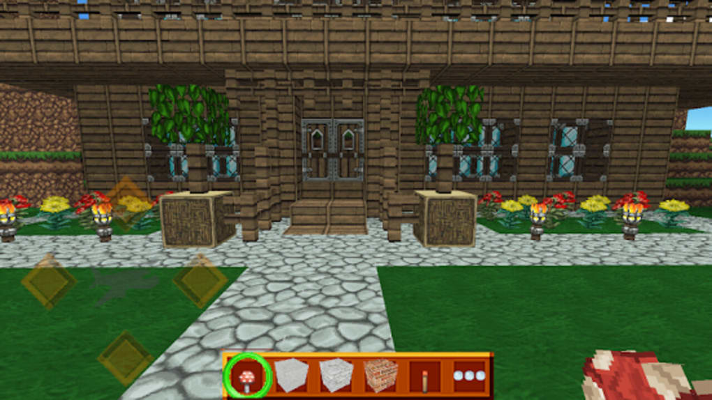 Max Craft Pocket Edition For Android Download