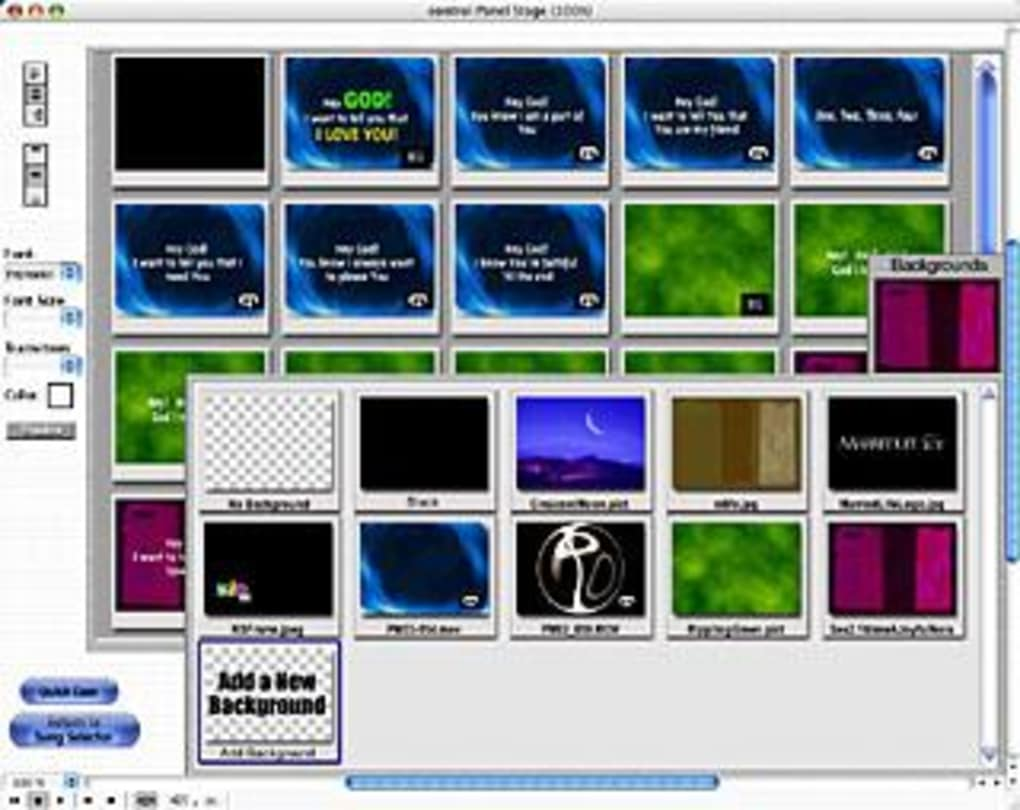 ProPresenter for Mac - Download