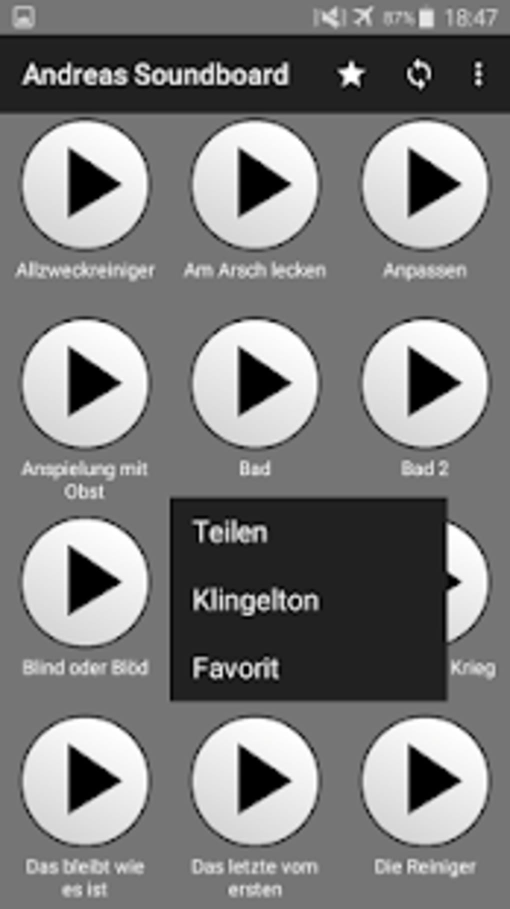 Psycho Andreas Soundboard for Android - Download