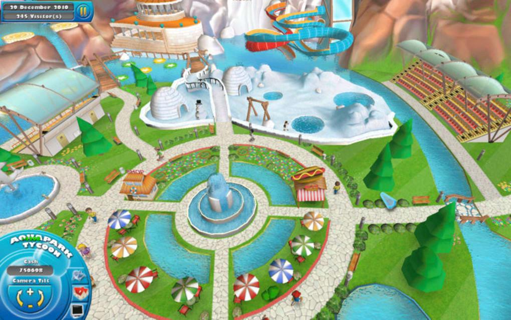 Aqua Park Tycoon for Mac - Download