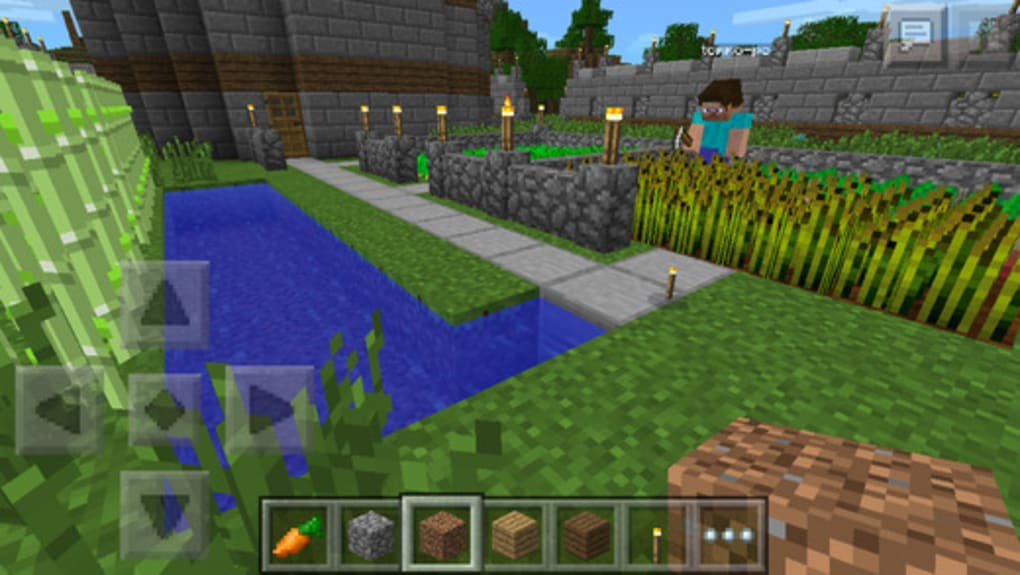 Minecraft - Pocket Edition pour Android - Télécharger