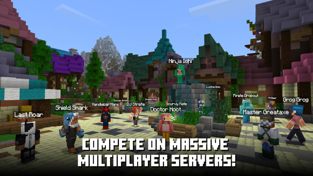 free minecraft download for android tablet full version