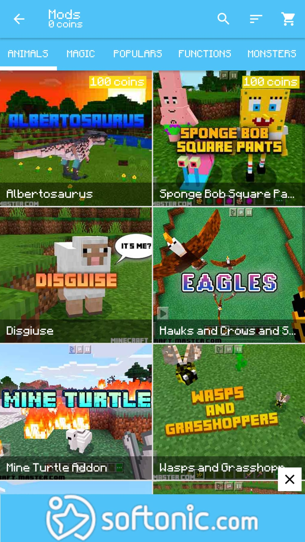 Minecraft para Android - Download