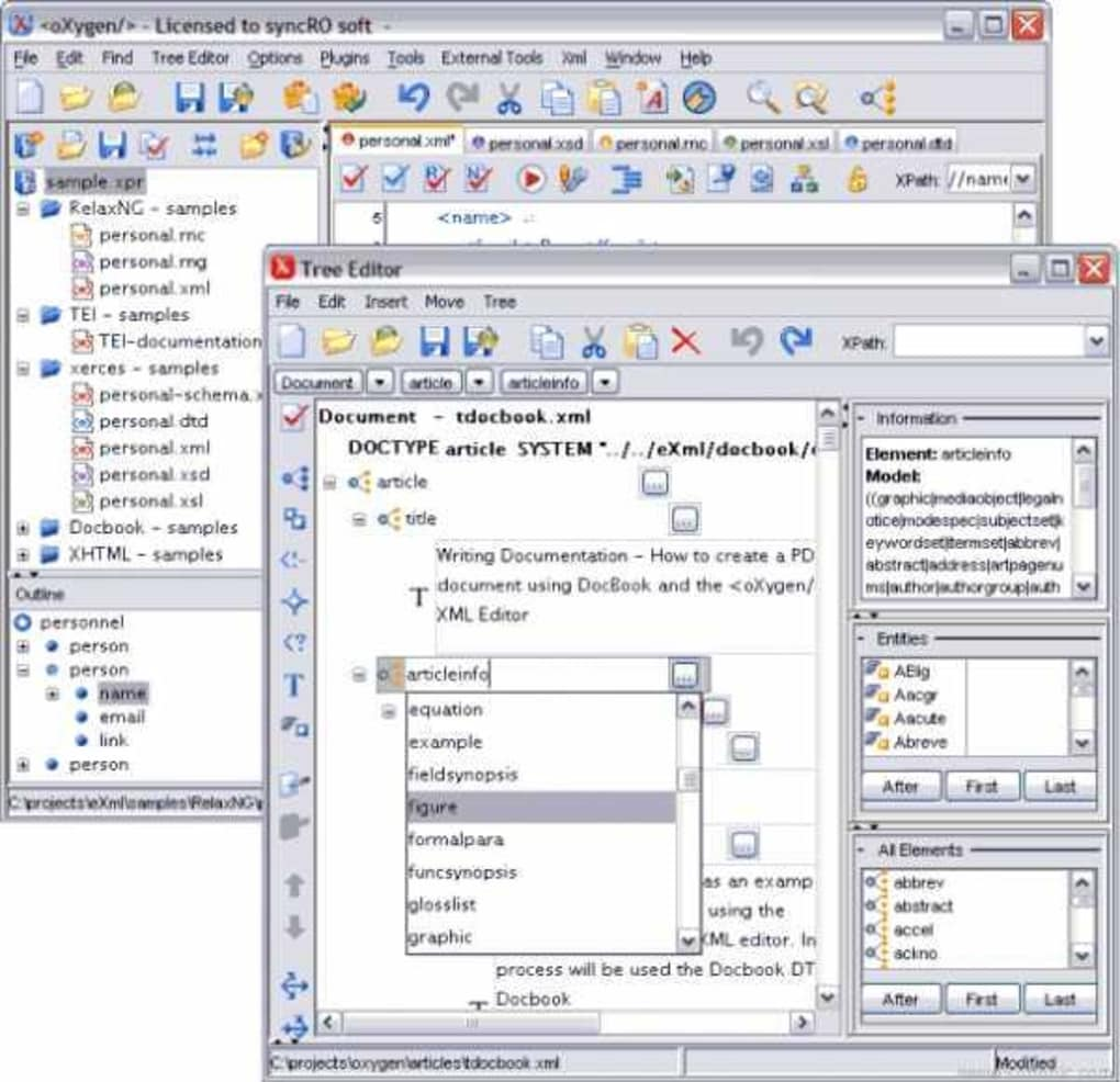Oxygen XML Editor and XSLT Debugger - Download