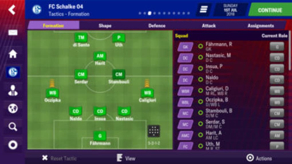 Football Manager 2019 Mobile For Iphone Download