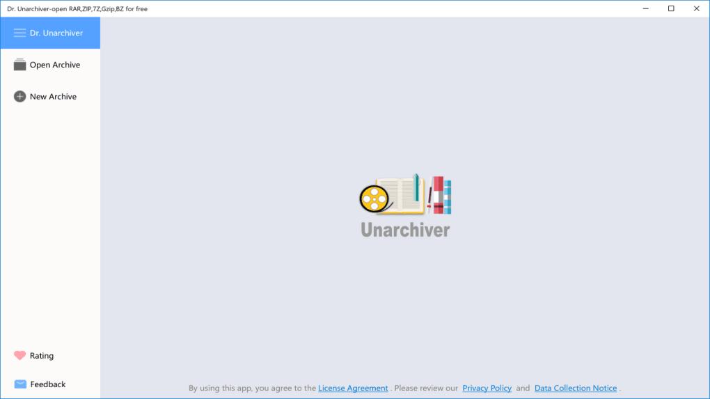 Dr  Unarchiver-open RAR,ZIP,7Z,Gzip,BZ for free - Download