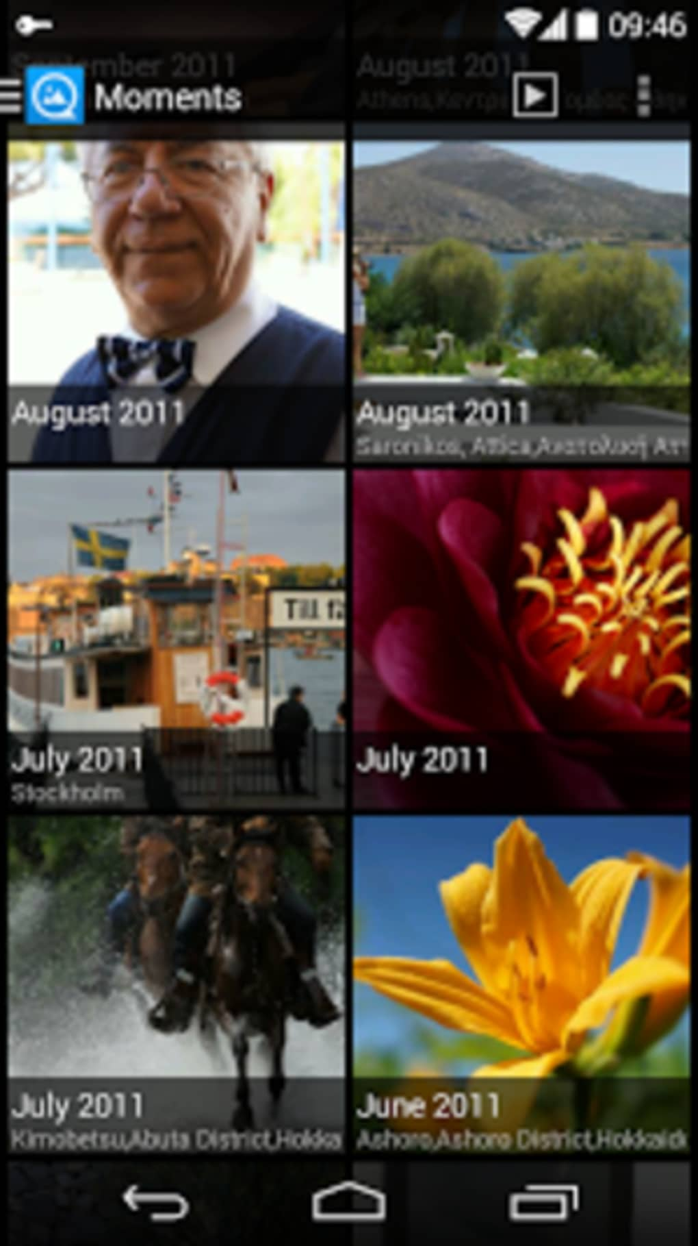 Quickpic gallery for android – download for free.