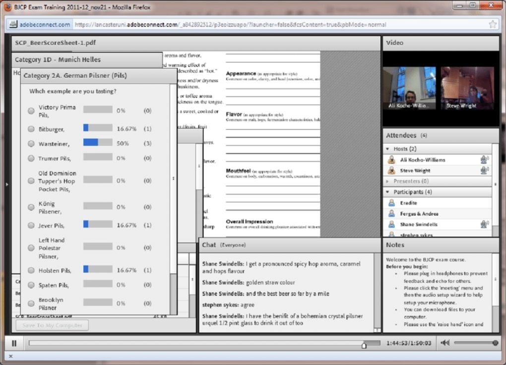 Download Adobe Connect App Mac