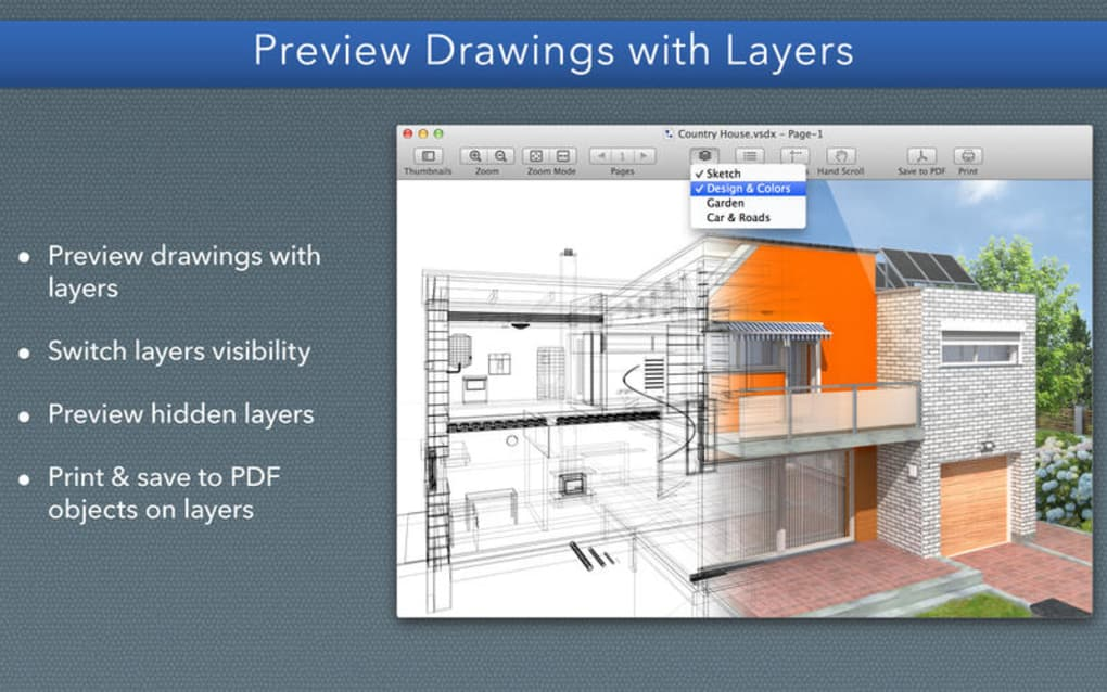 VSD Viewer for Mac - Download