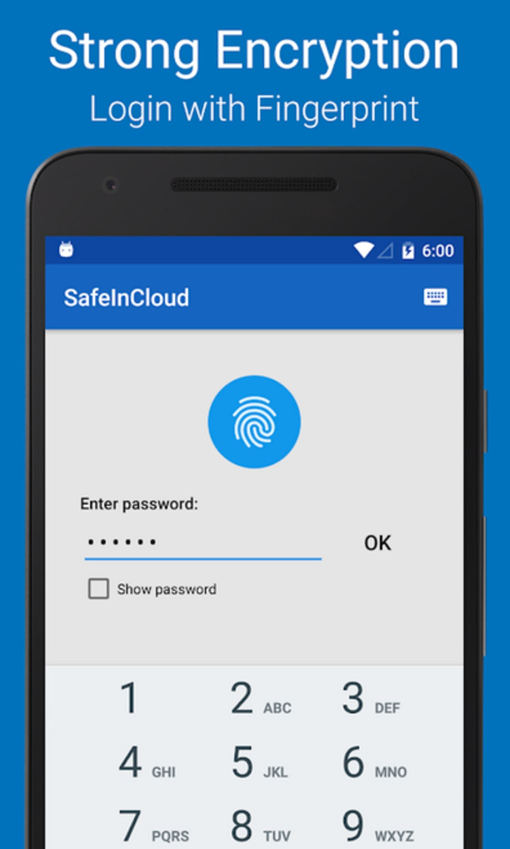 password safe free app