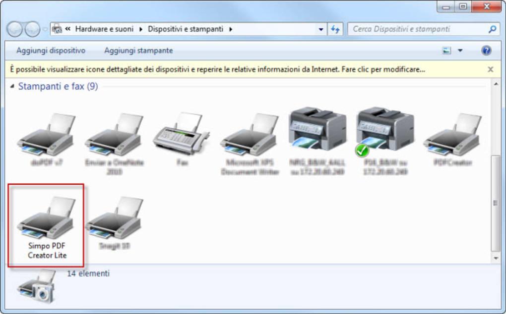 pdf creator pour xp pro
