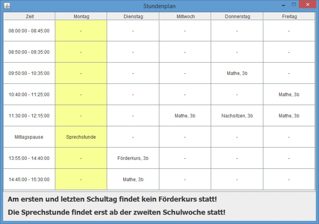 Mathelehrer Simulator - Download