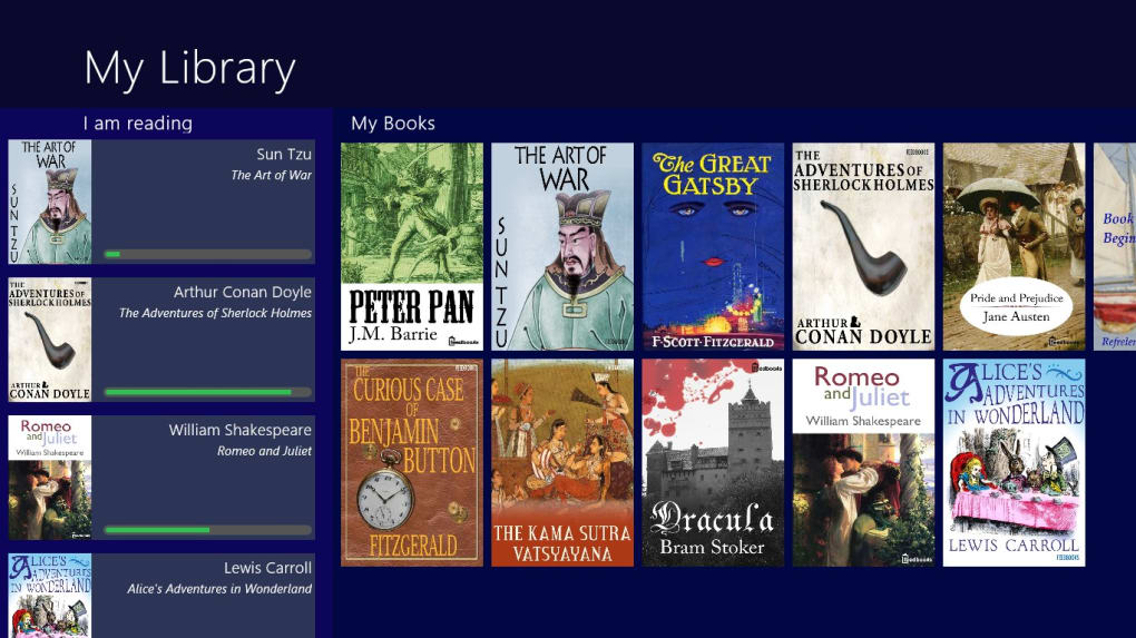 Book Bazaar Reader - Download