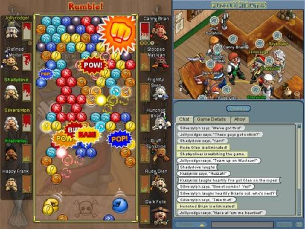 Puzzle Pirates - Download