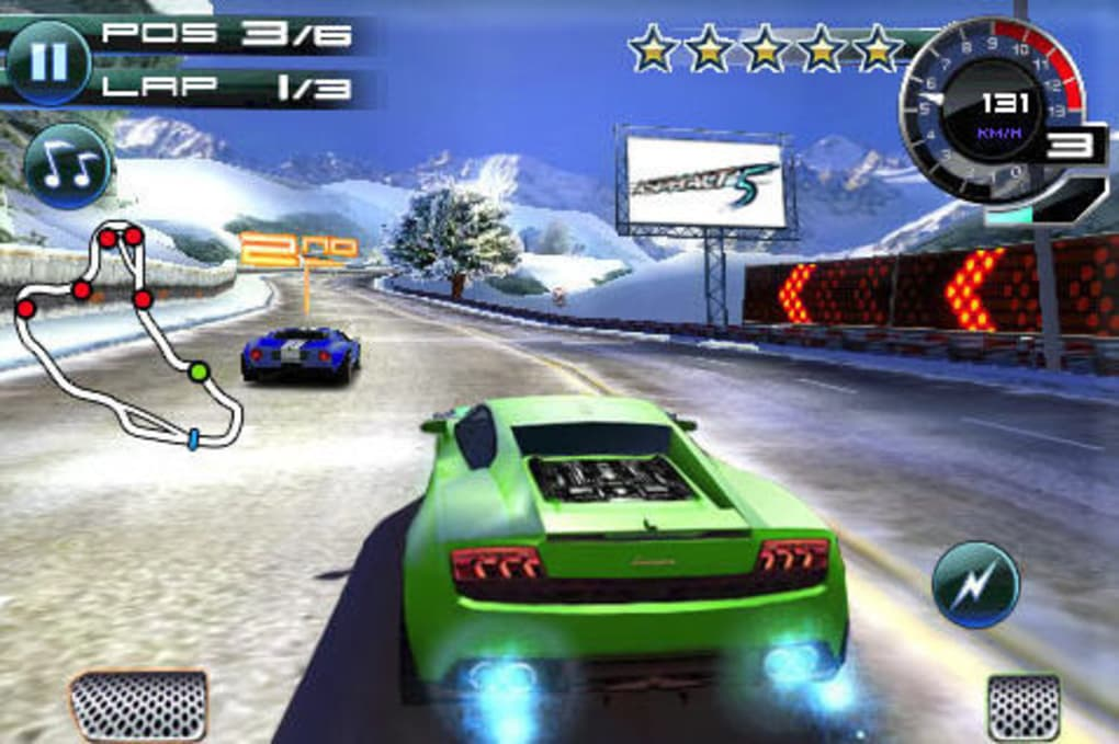 Asphalt 5 hd ipa cracked for ios free download.