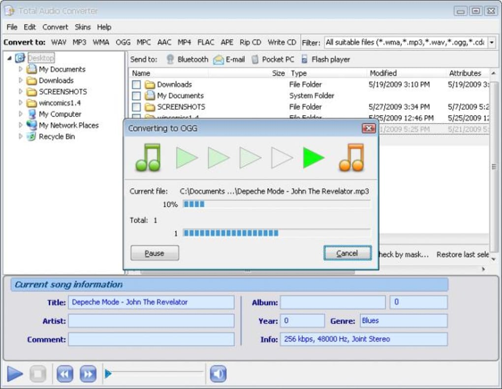 Mp4 audio to mp3 converter download | YouTube Converter & Music