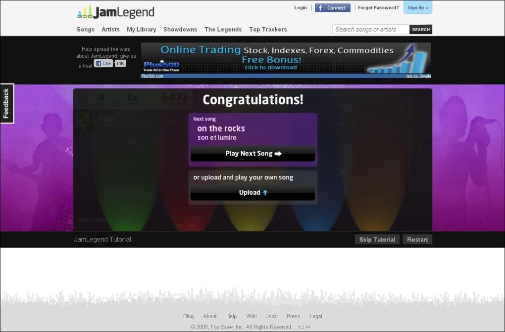 Jam Legend