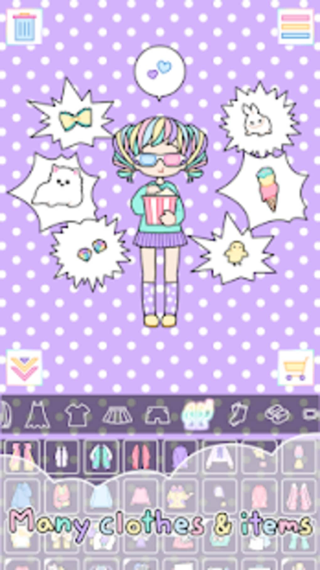Pastel Girl For Android Download