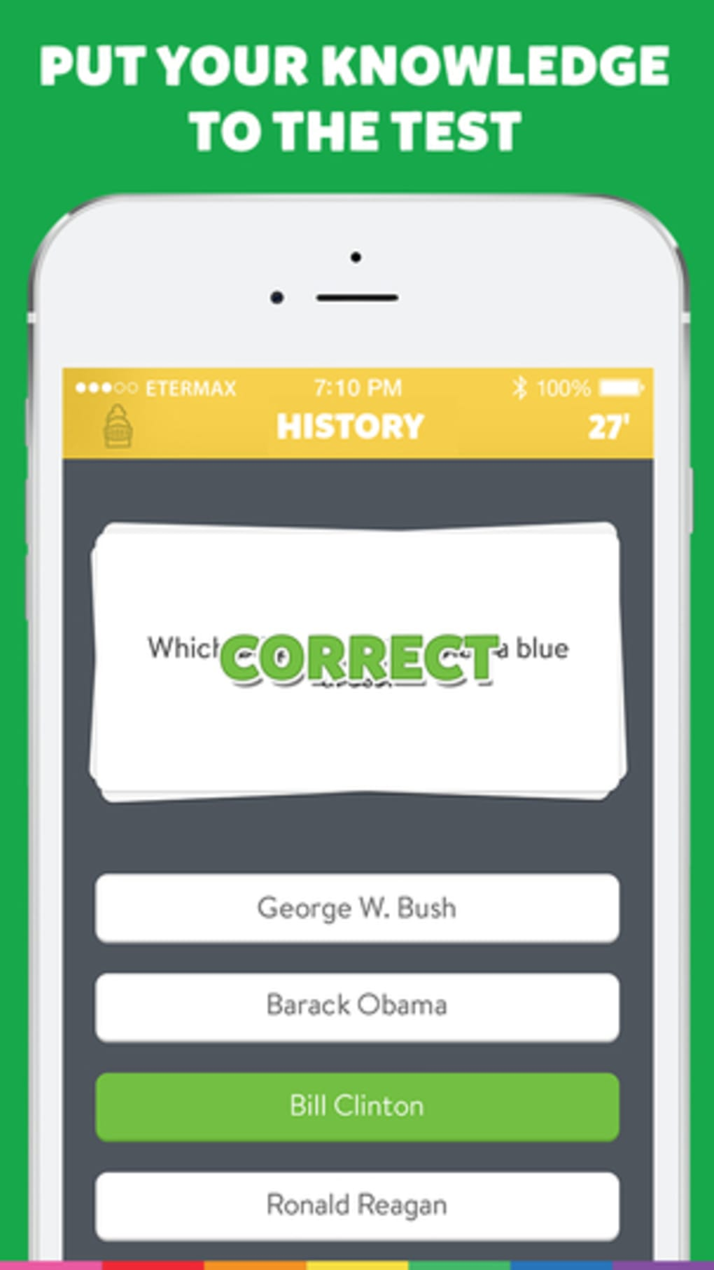 Trivia Crack for iPhone - Download