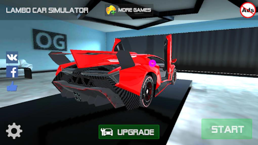 Car Simulator Veneno