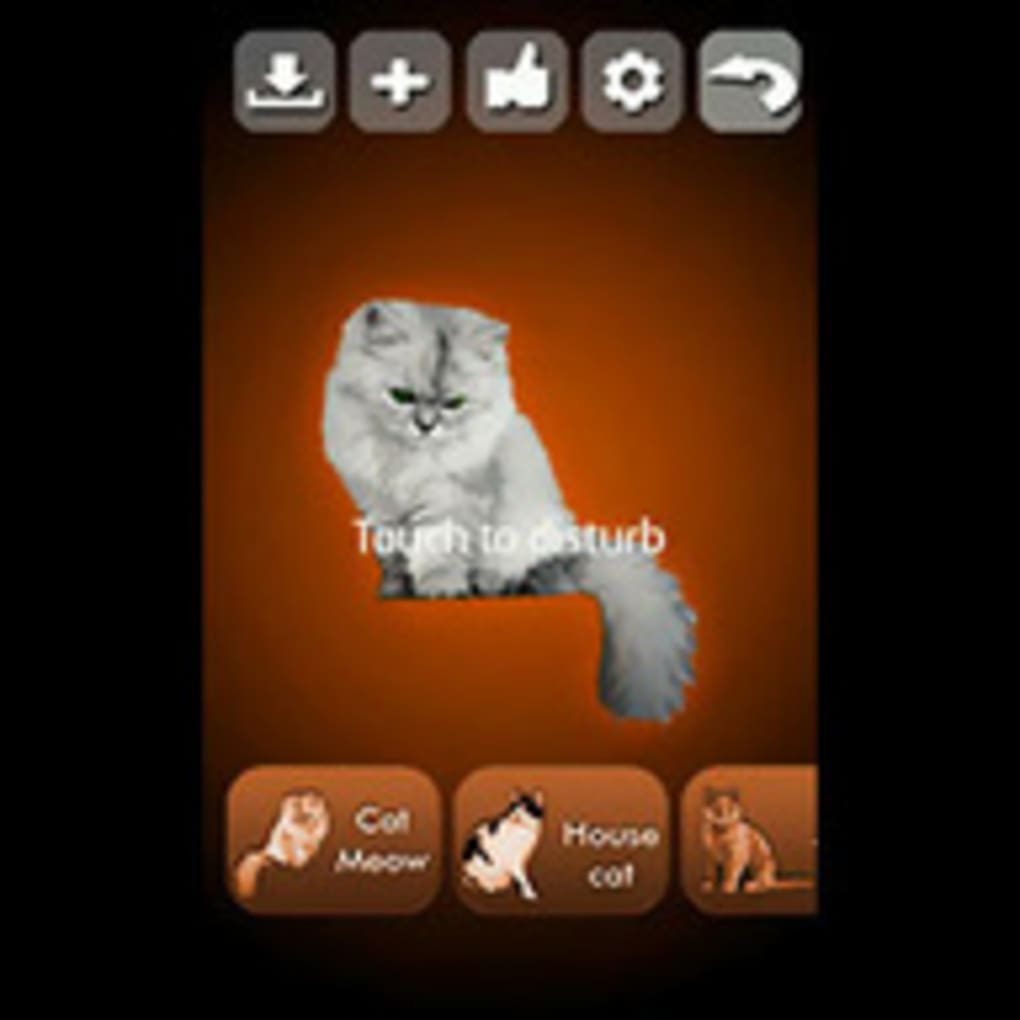 Download Talking Cat Game Java