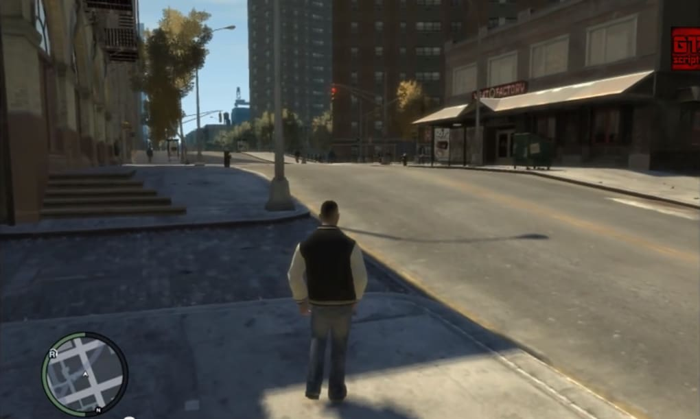 GTA V style in GTA IV - Char switch - Download